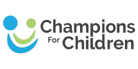 champions for children charity logo